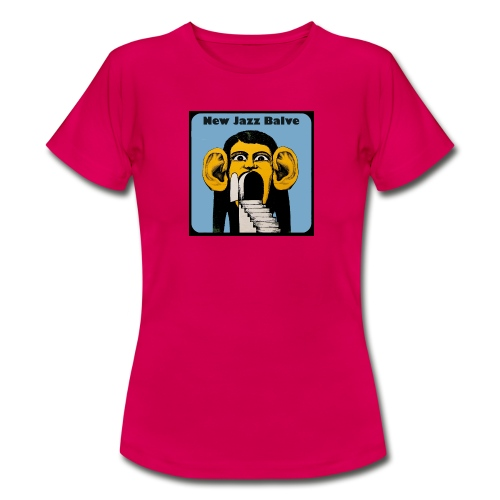 New Jazz For Women - Women's T-Shirt