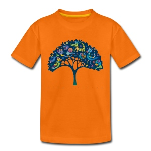 Narrenbaum-Kindershirt - Kinder Premium T-Shirt