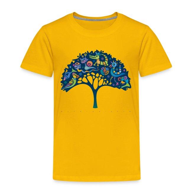 Narrenbaum-Kindershirt