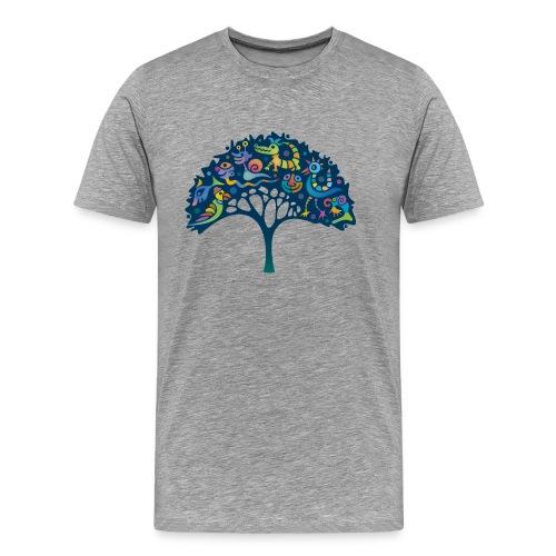 Narrenbaum-Männershirt - Männer Premium T-Shirt