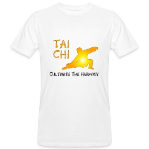 Tai Chi - Cultivate The Harmony T-Shirts - Men's Organic T-shirt