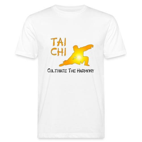 Tai Chi - Cultivate The Harmony T-Shirts - Men's Organic T-Shirt