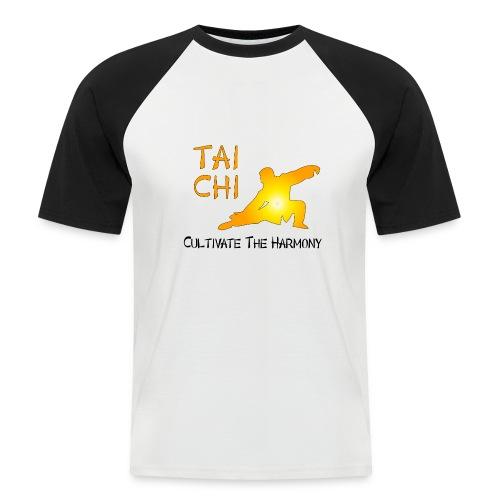 Tai Chi - Cultivate The Harmony T-Shirts - Men's Baseball T-Shirt