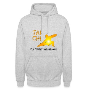Tai Chi - Cultivate The Harmony Hoodies & Sweatshirts - Unisex Hoodie