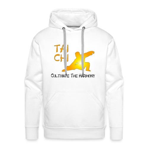 Tai Chi - Cultivate The Harmony Hoodies & Sweatshirts - Men's Premium Hoodie