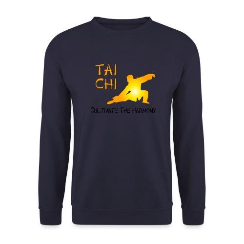 Tai Chi - Cultivate The Harmony Hoodies & Sweatshirts - Men's Sweatshirt