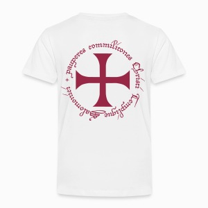 T-shirt Enfant Ordre du Temple - T-shirt Premium Enfant