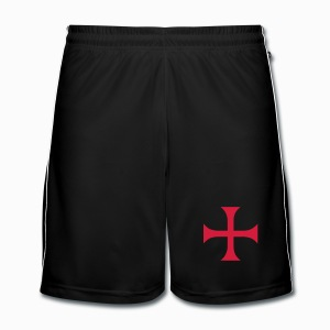 Short Ordre du Temple - Short de football Homme