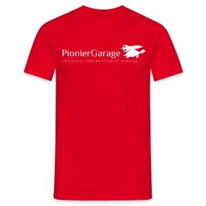PionierGarage T-Shirt (Männer) - Männer T-Shirt