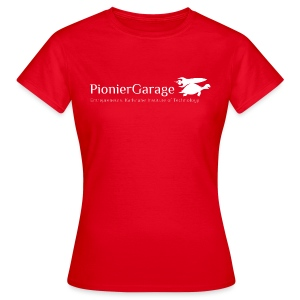 PionierGarage T-Shirt (Frauen) - Frauen T-Shirt