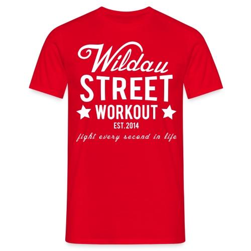 Wildau Street Workout Boys Shirt - Männer T-Shirt