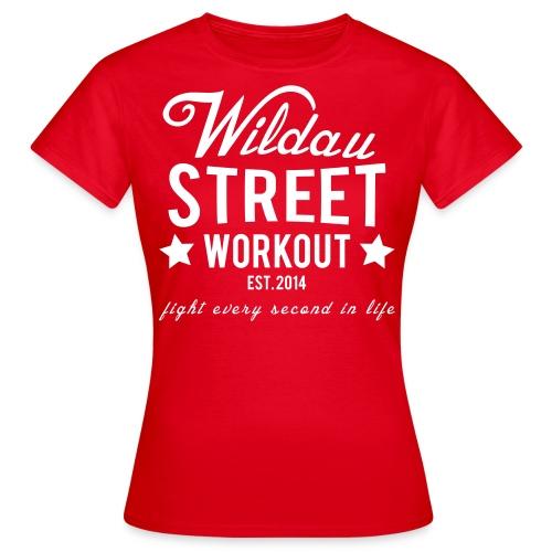 Wildau Street Workout Girls Shirt - Frauen T-Shirt