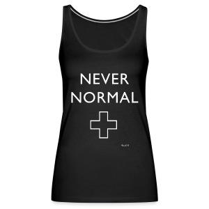 Never Normal - Women's Premium Tank Top