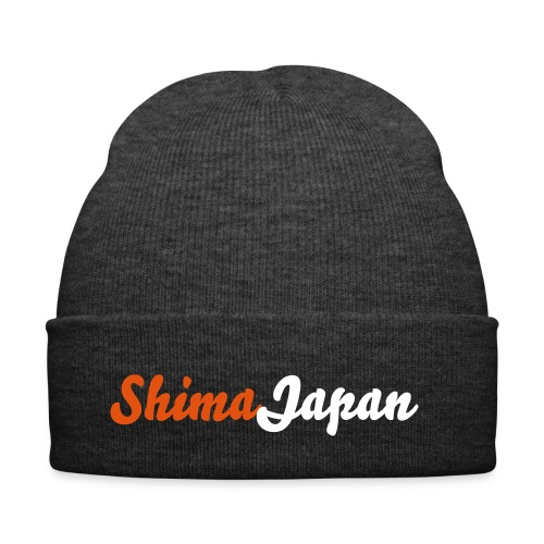 ShimaJapan track red - Winter Hat