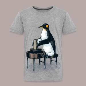 Penguin Potter - Kids' Premium T-Shirt