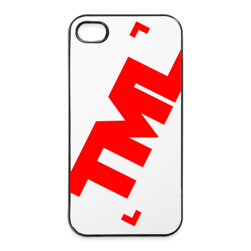 TML iPhone Case - iPhone 4/4s Hard Case