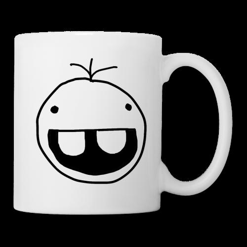 CrushGames-Tasse - Comicgesicht - Tasse