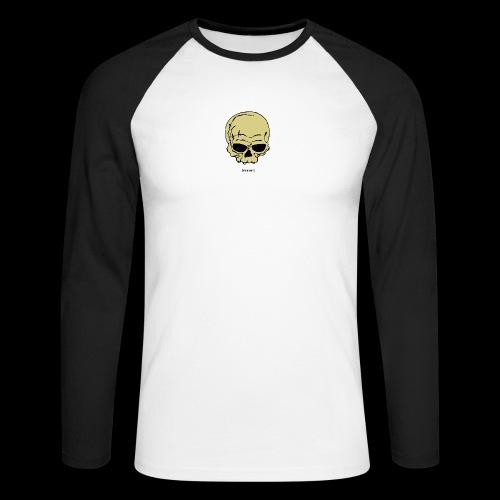 Krane - T-shirt baseball manches longues Homme