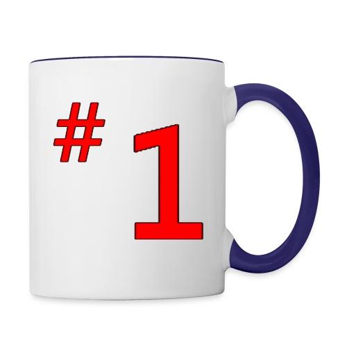 Werbenjagermanjensen Mug - Contrasting Mug