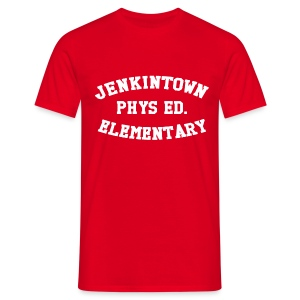 Jenkintown Phys Ed - Men's T-Shirt