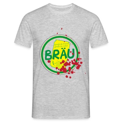 Totenstadt Bräu - Blut-Version - Männer T-Shirt
