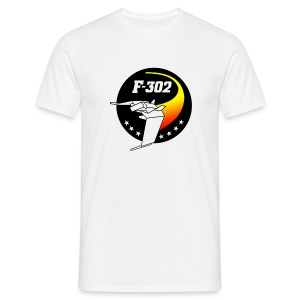 F302 Logo - Men's T-Shirt