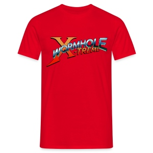 Wormhole Xtreme - Men's T-Shirt