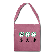 Sacs et sacs à dos ~ Sac bandoulière 100 % recyclé ~ Allure écolo