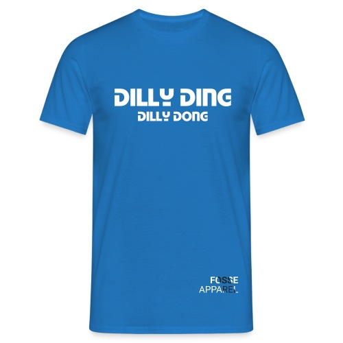 Dilly Ding Dilly Dong T-Shirt - Men's T-Shirt