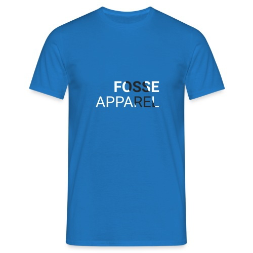 Fosse Apparel T-shirt - Men's T-Shirt