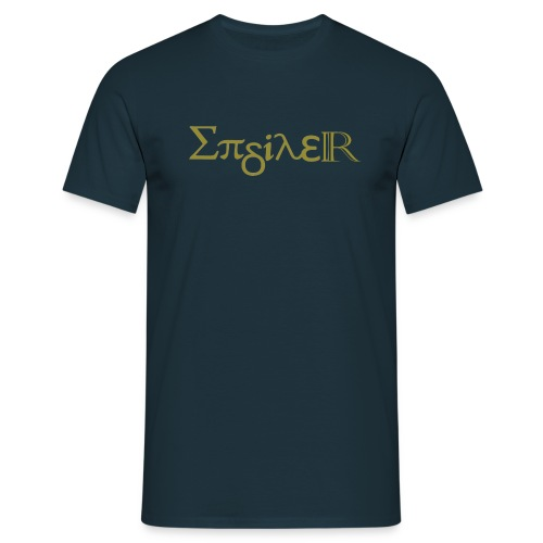 Engineer T-sirts - Men's T-Shirt