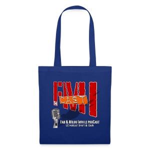 Sac tissus logo saison 4 - Tote Bag