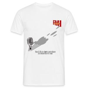 T-shirt Basique Gros Micro - T-shirt Homme