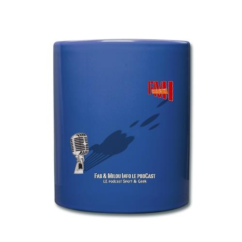 Tasse couleur ombre Micro - Mug uni