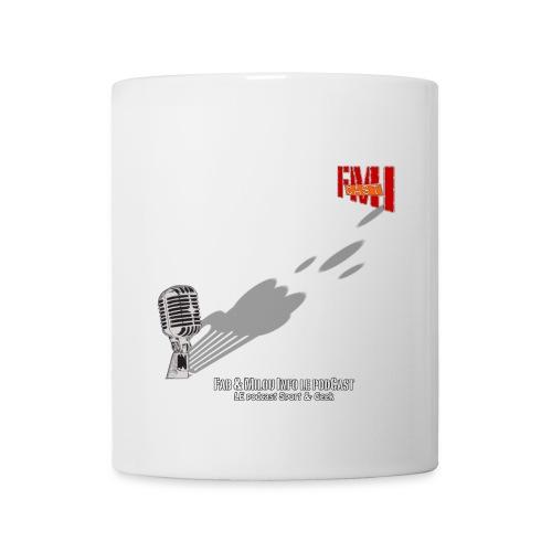 Tasse Ombre Micro - Mug blanc