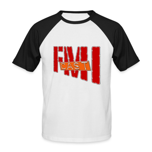 T-shirt Base Ball FMI Solo - T-shirt baseball manches courtes Homme