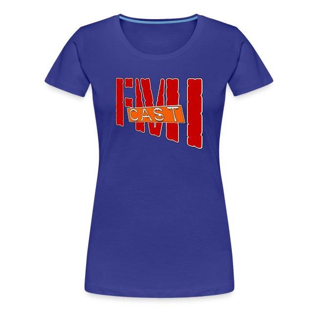T-shirt Femme Spreadshirt FMI Solo