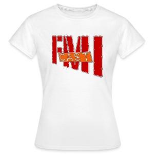 T-shirt Femme Basique FMI Solo - T-shirt Femme