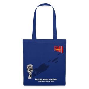 Sac tissus Gros Micro - Tote Bag