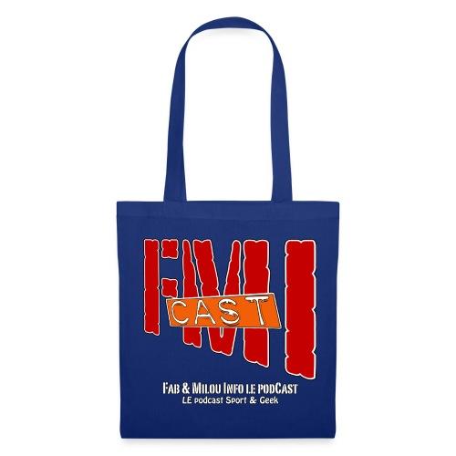 Sac tissus FMI Solo - Tote Bag