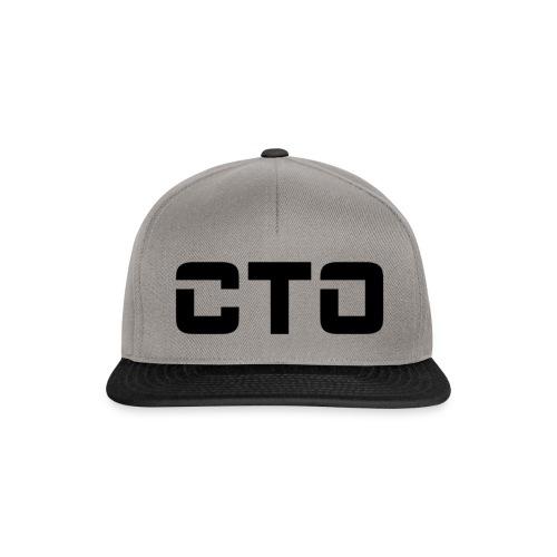 CTO Snapback - Snapback Cap