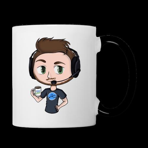 Lewis's Coffee Mug - Contrasting Mug