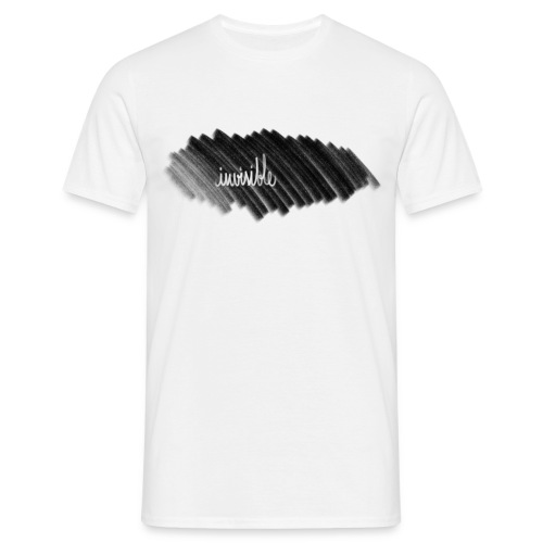 Invisible Strokes - Männer T-Shirt