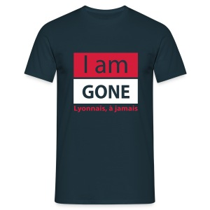 I am GONE Tee shirts - T-shirt Homme