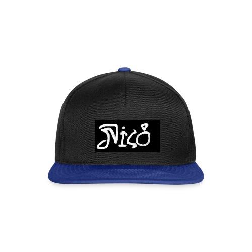 NICO SPORTSWEAR Snapback - Snapback Cap
