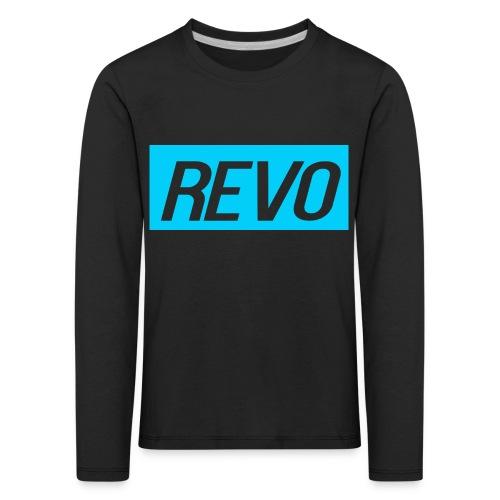 Revo Longsleeve Shirt Kids - Kids' Premium Longsleeve Shirt