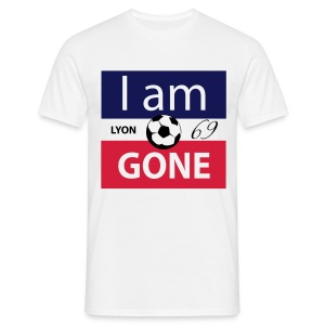 I am GONE 69 Tee shirts - T-shirt Homme