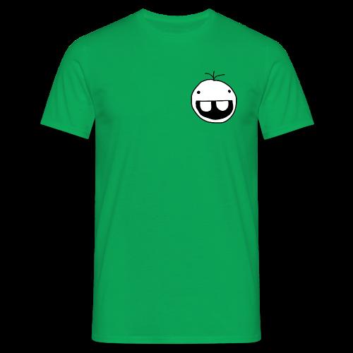 CrushGames-Shirt - Kleine Comicfresse - Männer T-Shirt