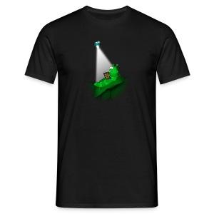 Be a butterfly - Männer T-Shirt