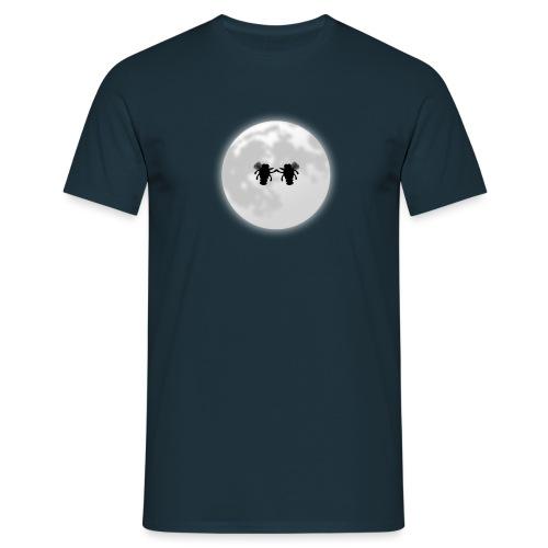 Bill and Coo - Männer T-Shirt
